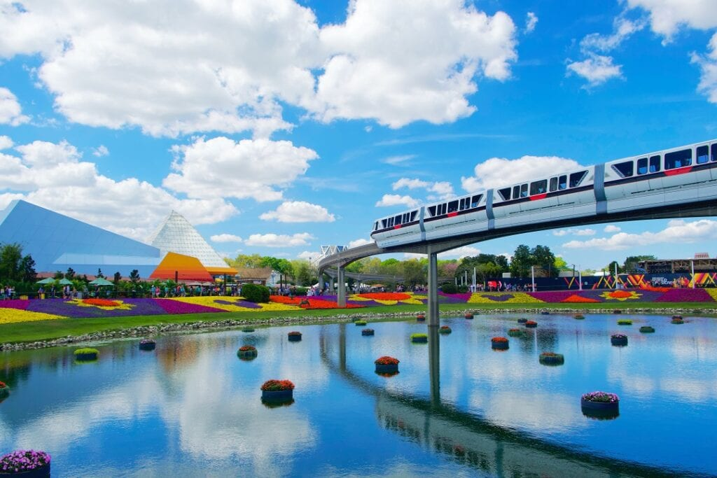 Planning a Trip to Disney World on a Budget transportation