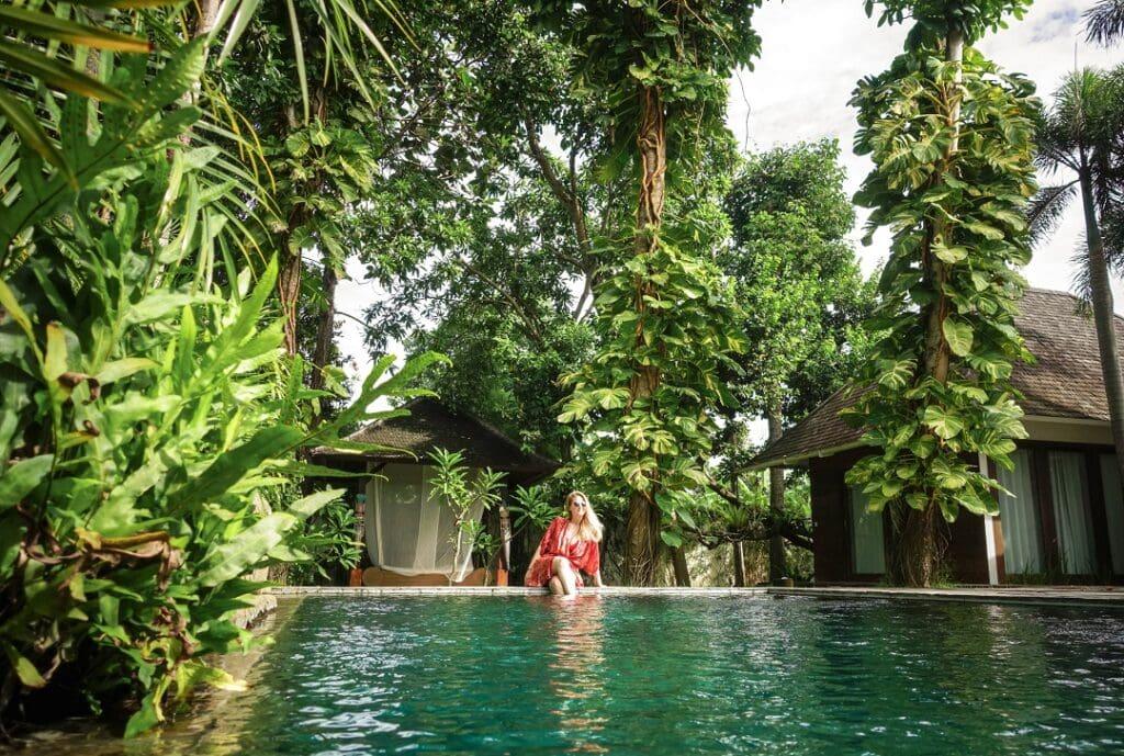 Bali on a budget accommodations