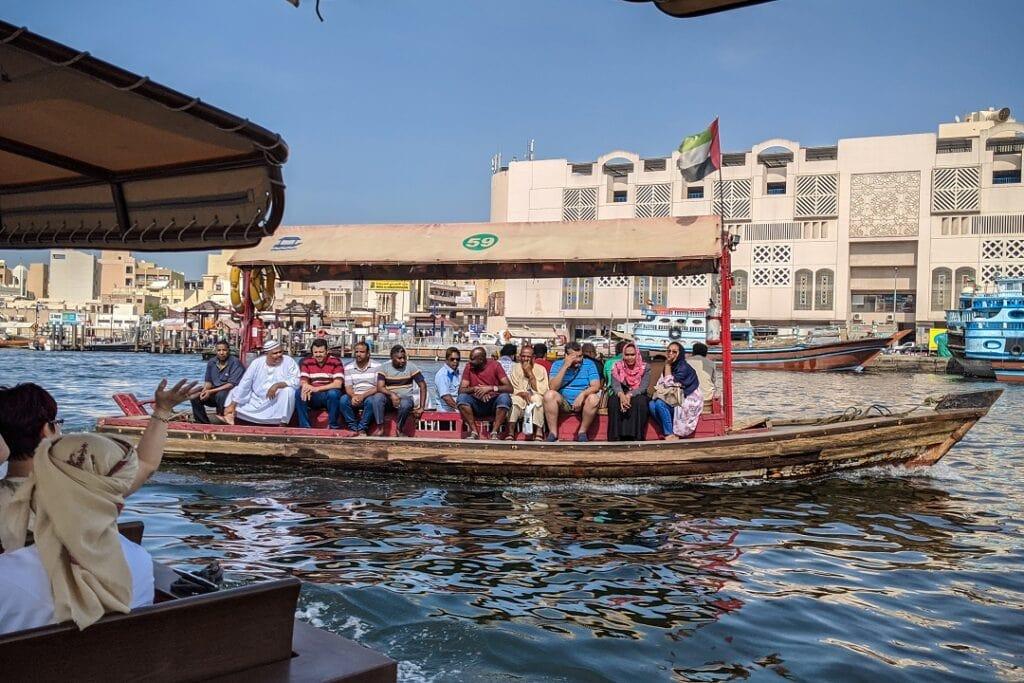 Dubai on a budget transportation