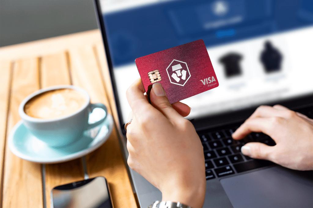 Crypto.com Visa Card Review red