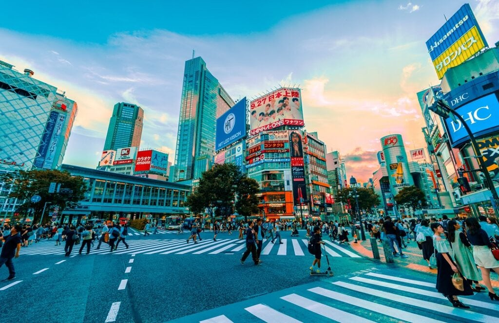 Tokyo on a budget - Accommodations