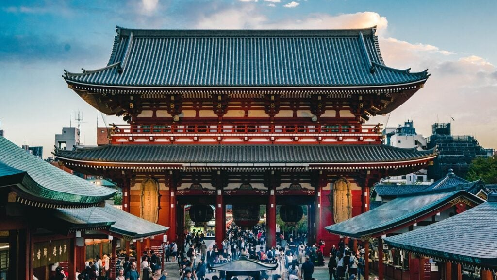 Tokyo on a budget - attractions