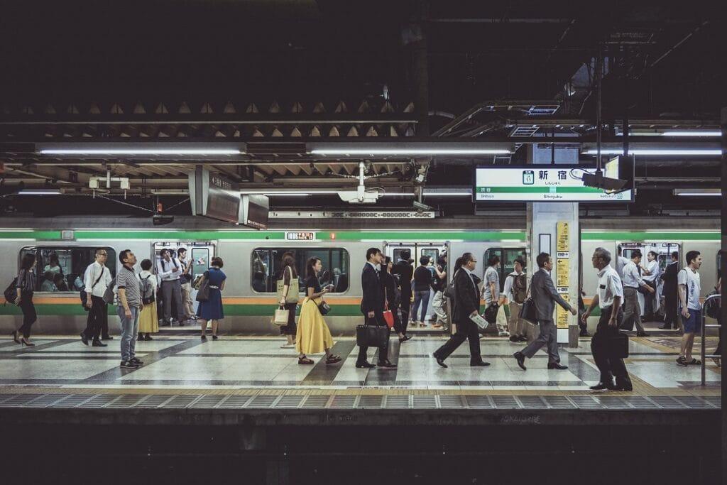Tokyo on a budget - Transportation