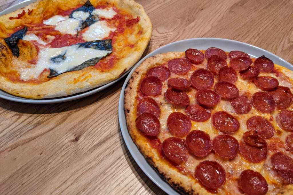 General assembly pizza subscription  taste