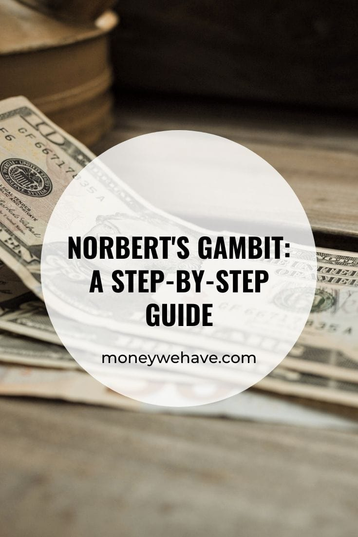 Norbert\'s Gambit: A step-by-step guide