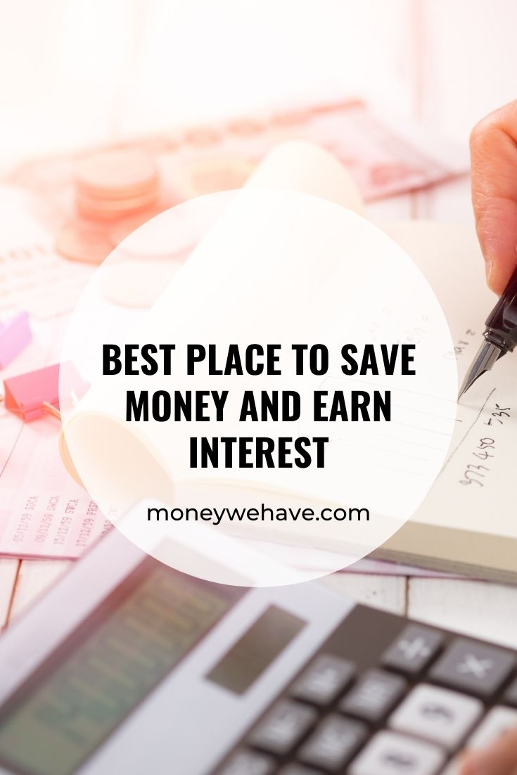 The Best Place to Save Money and Earn Interest