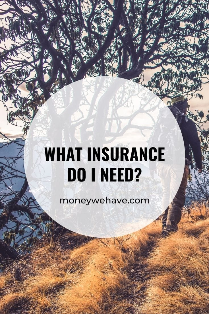 What Insurance do I Need? 6 types of insurance to get