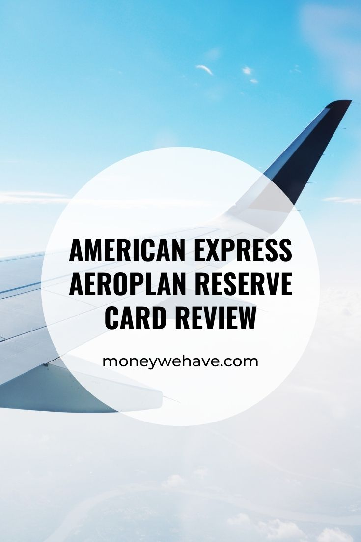 American Express Aeroplan Reserve Card Review   Get up to 120,000 points