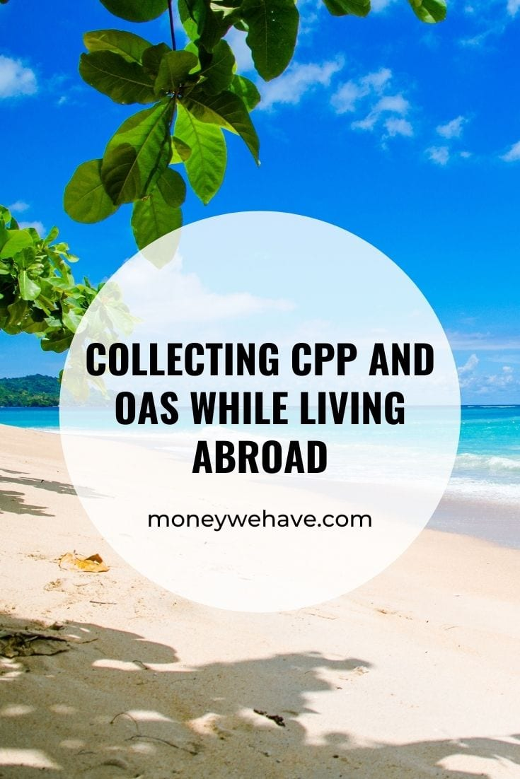 Collecting CPP and OAS While Living Abroad