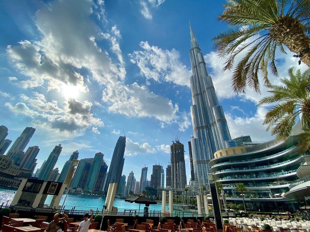 Dubai itinerary for 5 days