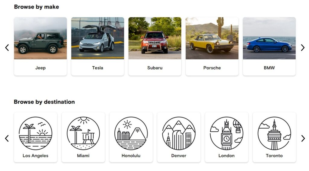 Airbnb for cars