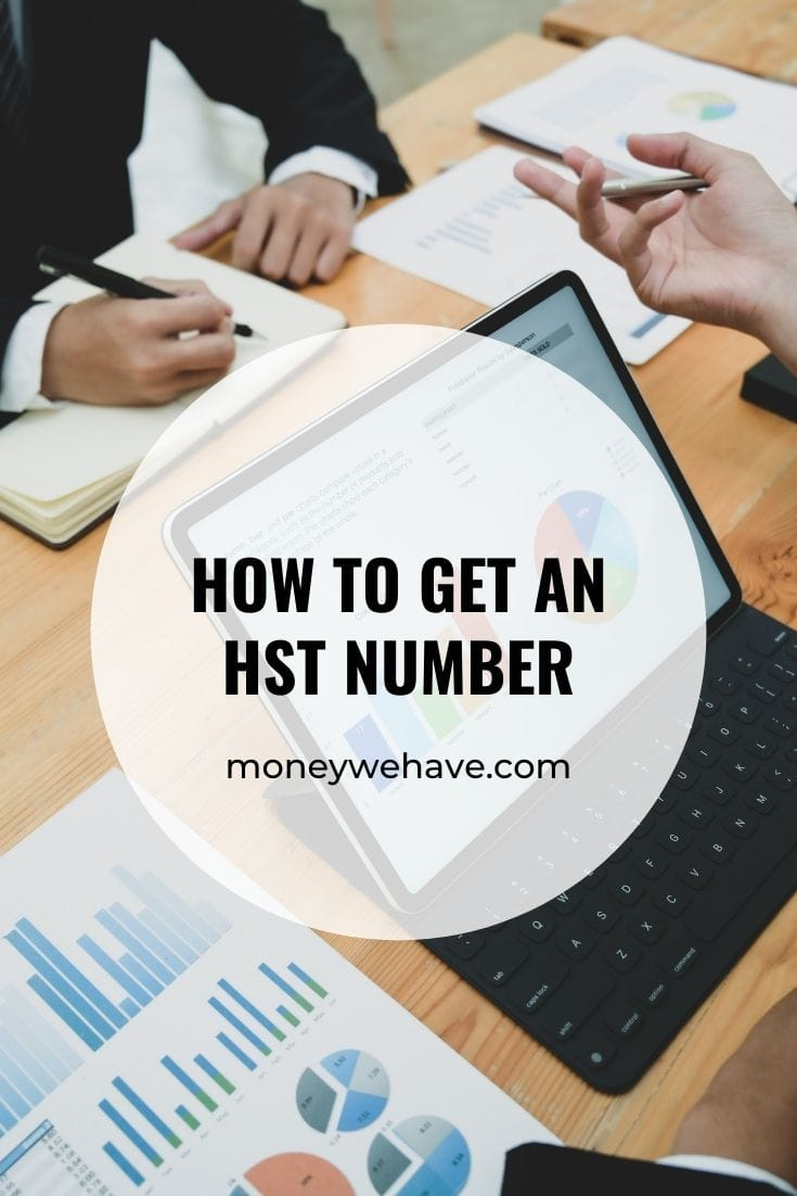 How to Get an HST Number in Canada