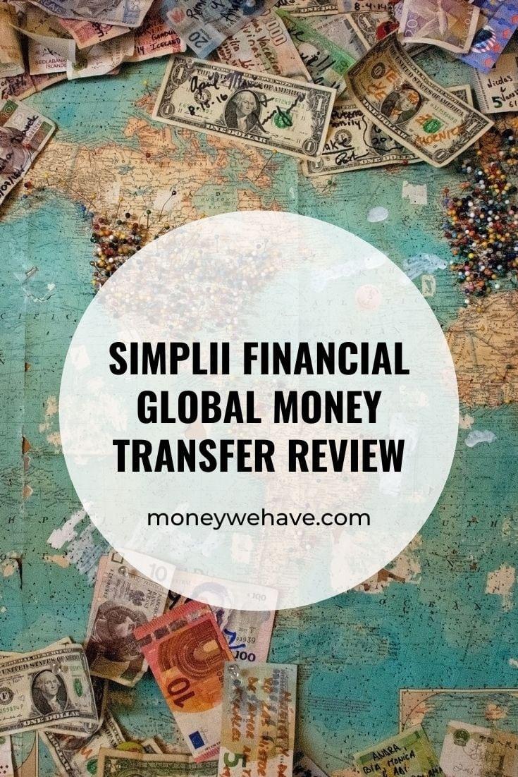 Simplii Financial Global Money Transfer Review