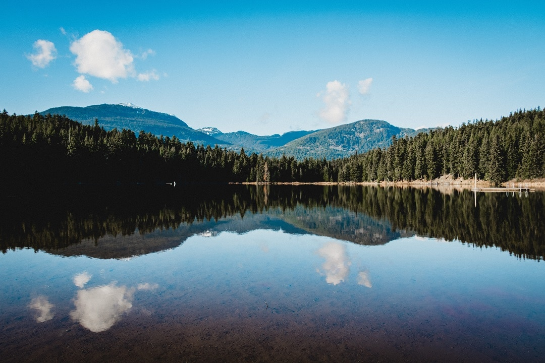 How much does it cost to go to Whistler Lost Lake