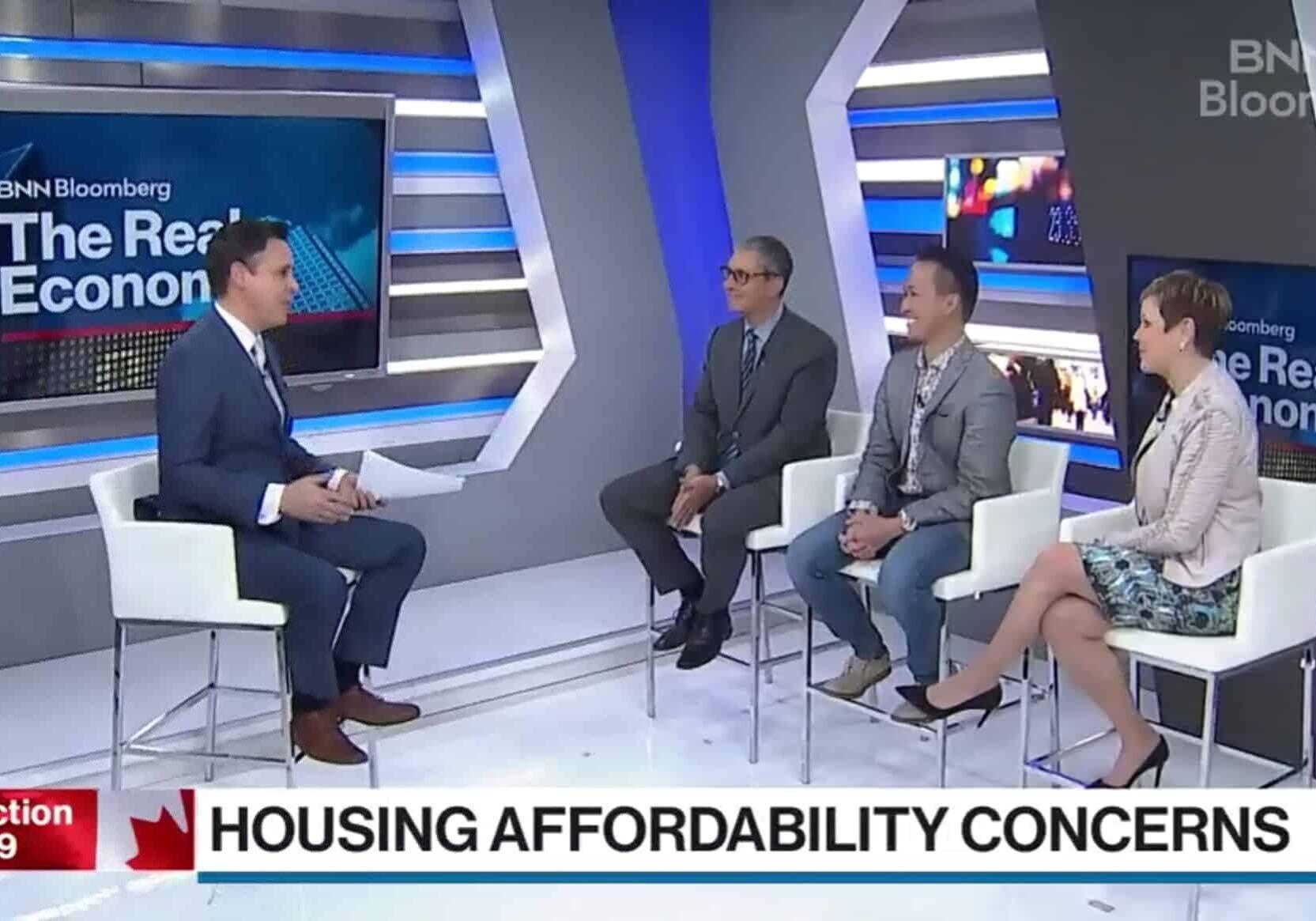 BNN Bloomberg housing affordability