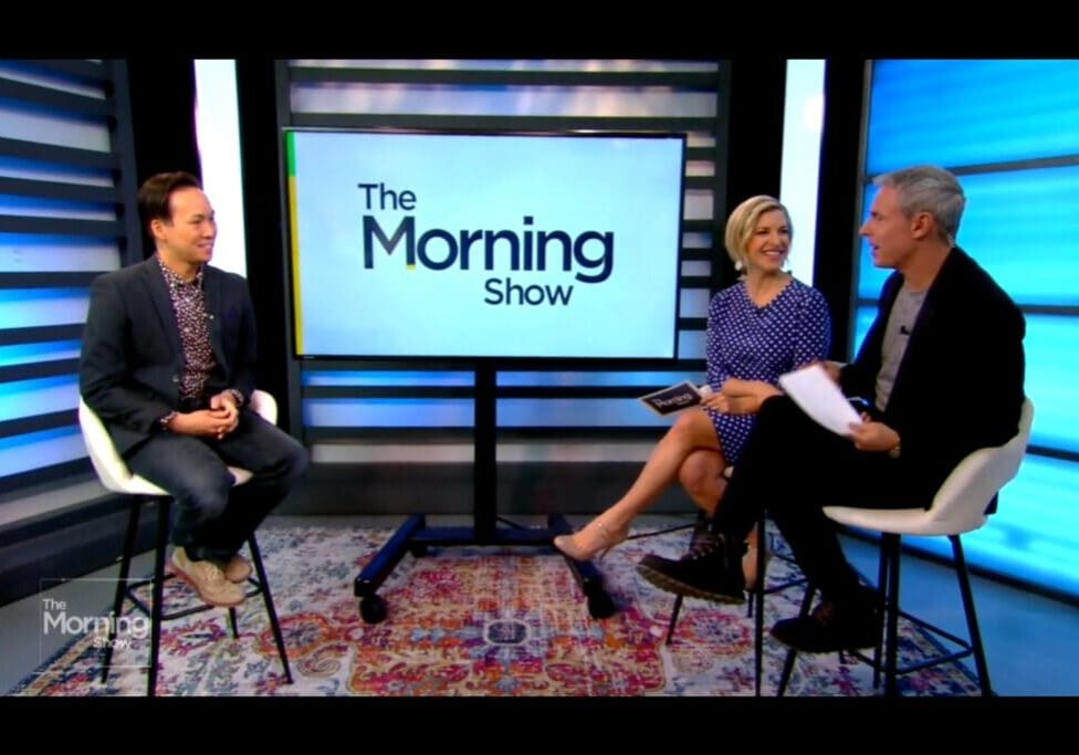 Global Morning Show Debt Barry Jeff Carolyn